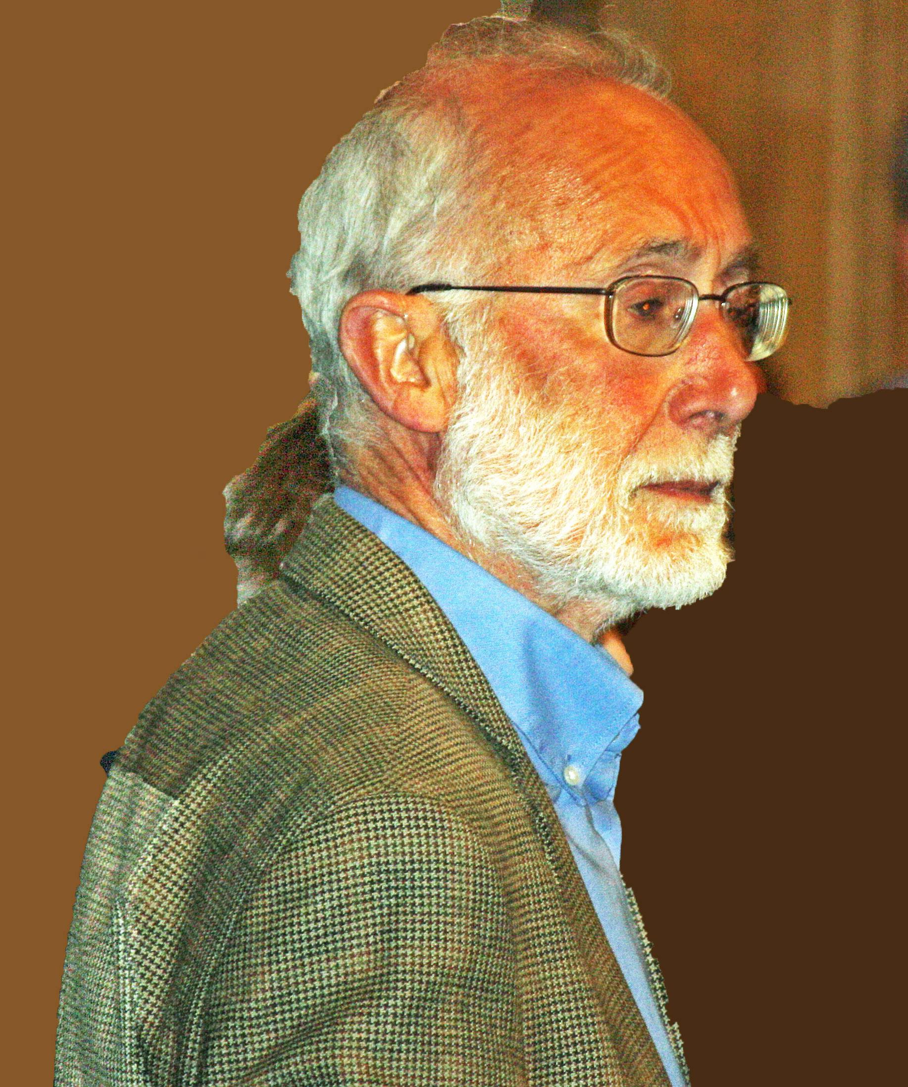Branch Chairman, Patrick Mark