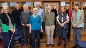 Branch QL Members Helping Establish A QL Fife Group