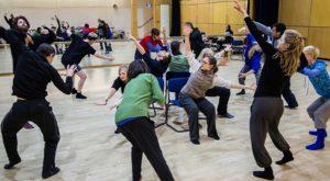 Dance For Parkinson's Scotland Session