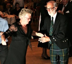 Pat Stewart & Patrick Mark At Ceilidh, PDS Glasgow Conference 2012