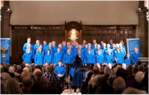 Singing4Fun, 2015 PUK Scotland Christmas Concert, Greyfriars Church