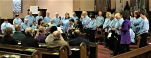 Singing4Fun With RSNO Trio, Marchmont St. Giles, 2013
