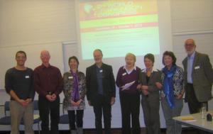 WPC 2013 Glasgow, Attending Branch & ERIG Members